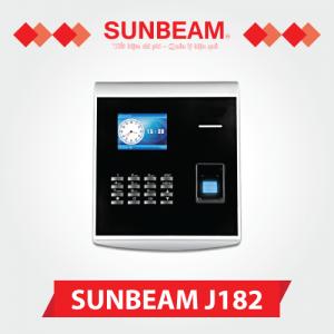 Máy chấm công vân tay Sunbeam J182