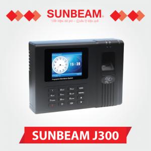 Máy chấm công vân tay Sunbeam J300
