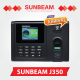 Máy chấm công vân tay Sunbeam J350
