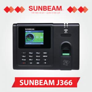 Máy chấm công vân tay Sunbeam J366