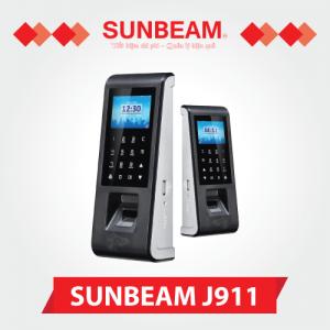 Máy chấm công vân tay Sunbeam J911