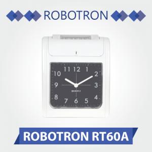 Máy chấm công thẻ giấy Robotron RT-60A