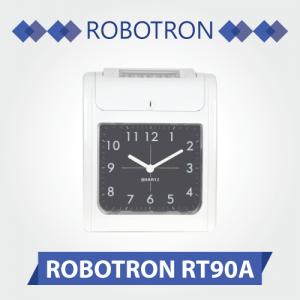 Máy chấm công thẻ giấy Robotron RT-90A