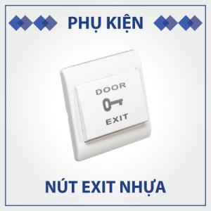 Nút exit nhựa (phụ kiện máy chấm công)   Sunbeam Corp