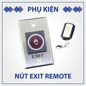 Nút exit remote (phụ kiện máy chấm công)   Sunbeam Corp