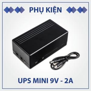 Up mini 9V - 2A (phụ kiện máy chấm công)   Sunbeam Corp