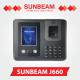 Máy chấm công khuôn mặt Sunbeam J660