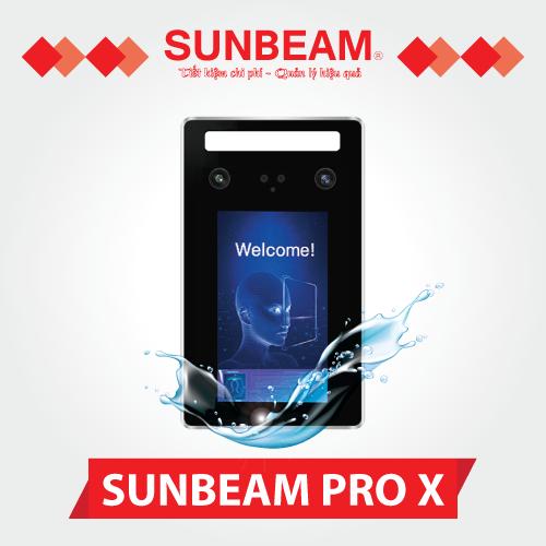 Máy chấm công khuôn mặt Sunbeam Pro X
