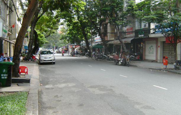 Đường Lê Thị Hồng Gấm tại Quận 1