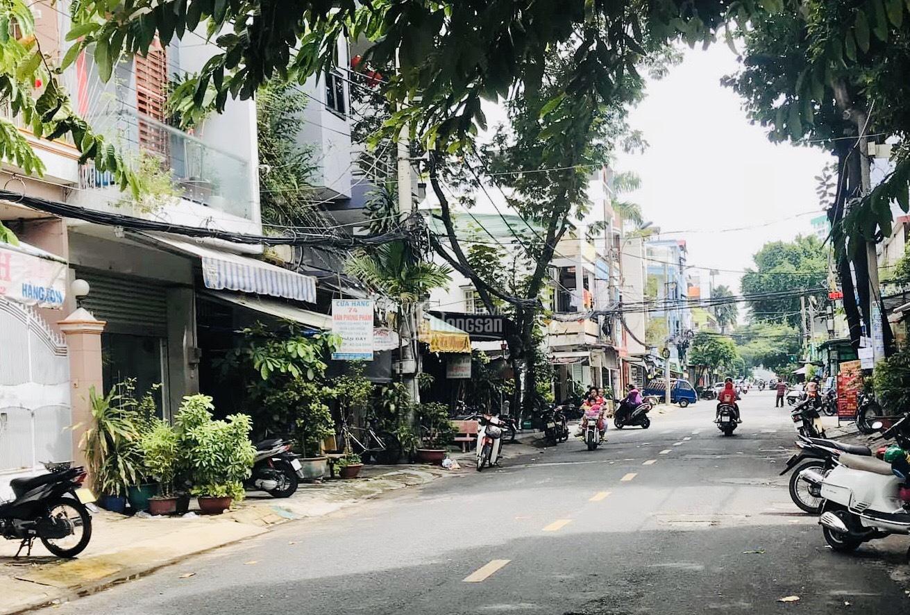 Đường Nguyễn Hậu tại Quận 1
