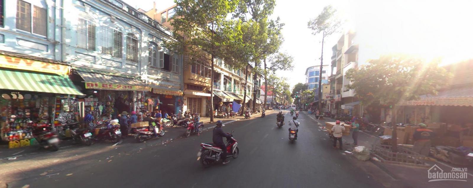 Đường Nguyễn Huy Tự tại Quận 1