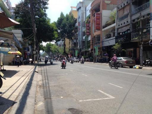 Đường Nguyễn Phi Khanh tại Quận 1