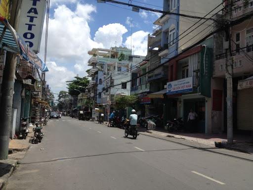 Đường Phan Tôn tại Quận 1
