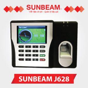 Máy chấm công vân tay Sunbeam J628