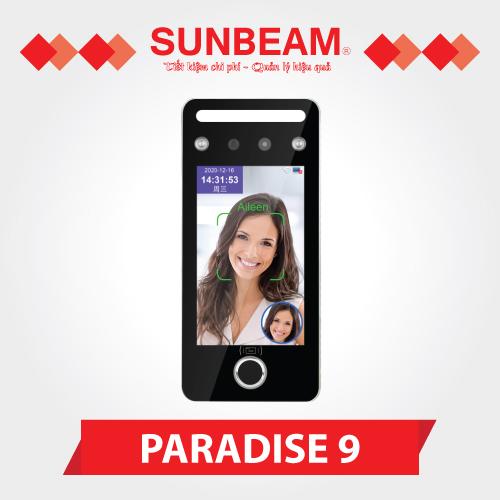 Máy chấm công khuôn mặt Sunbeam Paradise 9