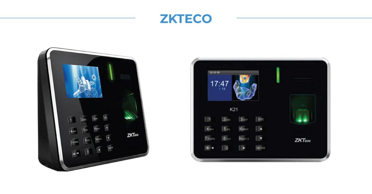 PHẦN MỀM CHẤM CÔNG CHO MODEL ZKTECO / K21